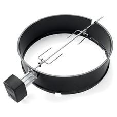 Drehspieß für BBQ 57 cm