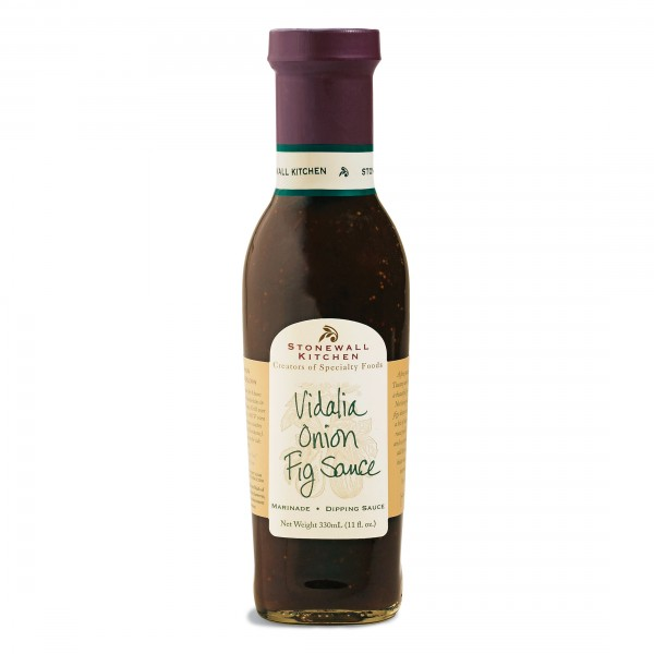 Stonewall BBQ Vidalia Onion Fig Grillsauce 330ml