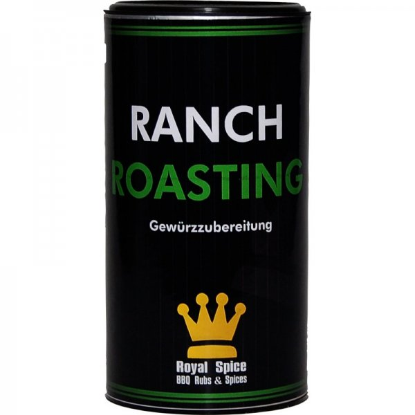Ranch Roasting, BBQ Spice Rub 100g Streuer