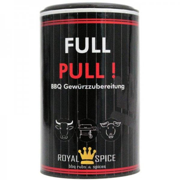 Full Pull, BBQ Spice Rub 120g Streuer