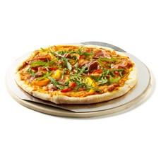 Pizzastein rund 36,5 cm