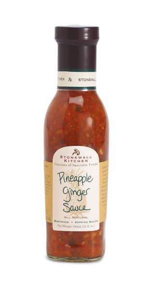Stonewall BBQ Pineapple Ginger Grillsauce 330 ml