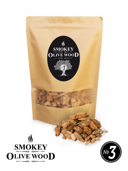 Smokey Olive Wood Olivenholz-Chips