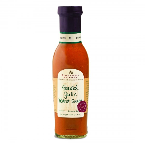 Stonewall Roasted Garlic Peanut Sauce 330 ml