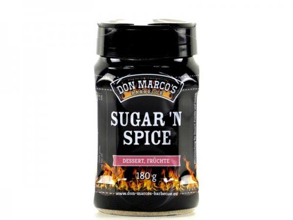 Sugar ́n Spice, 180g Streuer