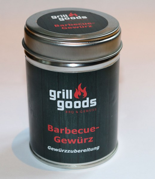 Barbecue-Gewürz, 80g Streuer