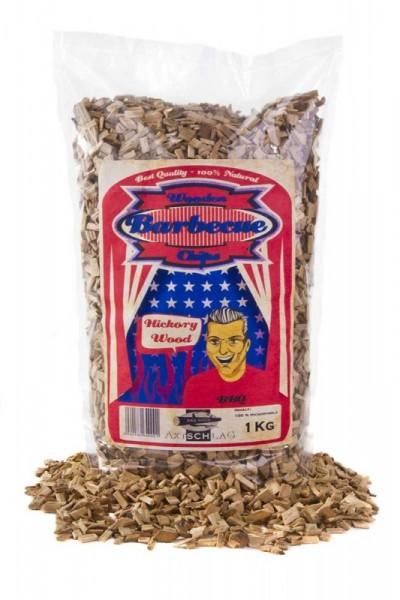 Hickory Smoking Chips - Walnussart Räucherchips
