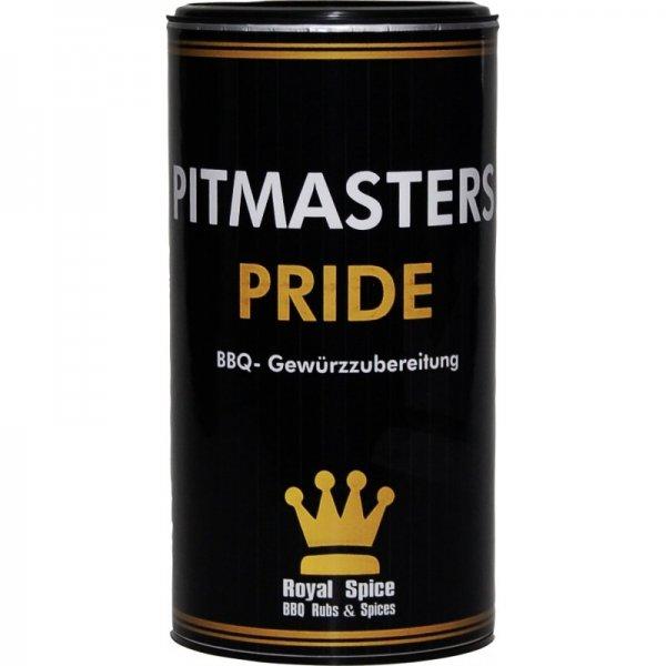 Pitmasters Pride, BBQ Spice Rub 120g Streuer