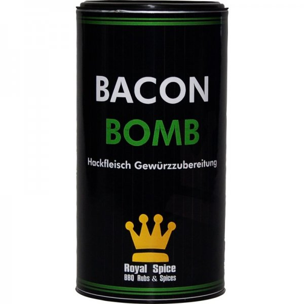 Bacon Bomb, BBQ Spice Rub 90g Streuer