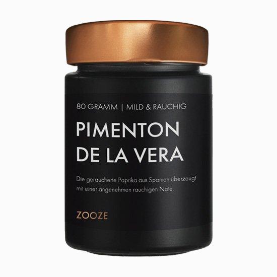 Pimenton de la Vera (Geräucherte Paprika)