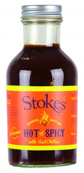 Stokes Hot Spicy 267 ml