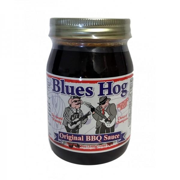 """Blues Hog """"Original BBQ Sauce"""" 540g"""