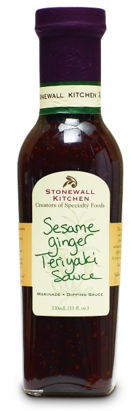 Stonewall Sesame Ginger Teriyaki Sauce 330 ml