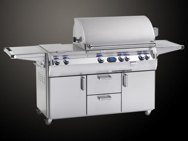 Fire Magic Echelon 790 BBQ Standalone Doppelseitenbrenner