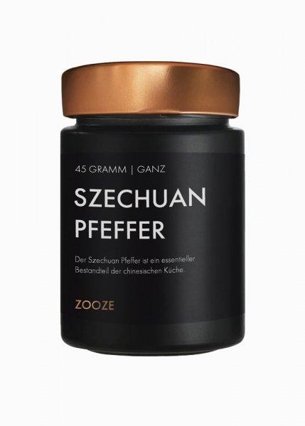 Szechuan Pfeffer ganze Körner, 45g Schraubglas-Copy