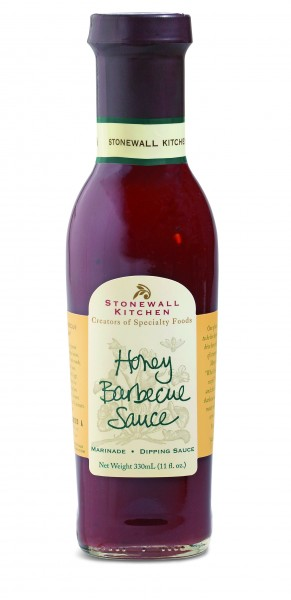 Stonewall Honey Barbecue Sauce 330 ml