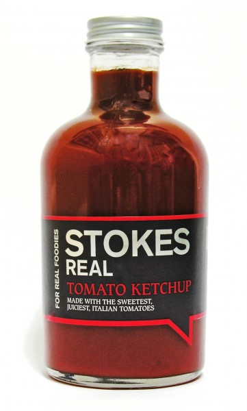 Stokes Real Ketchup 490 ml