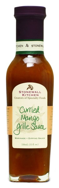 Stonewall Curried Mango Grille Sauce 330 ml