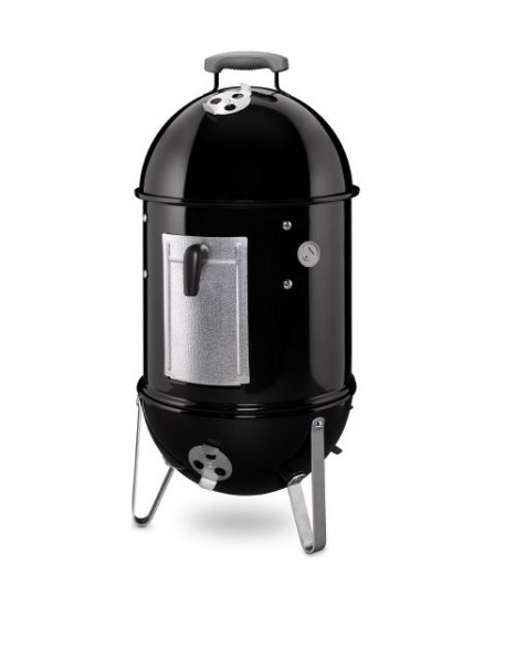 Smokey Mountain Cooker – Smoker Ø 37 cm Black