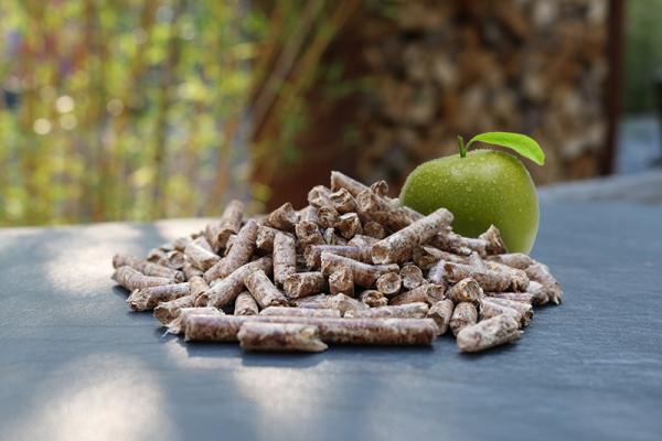 Grillschmecker Apfel Pellets 15 kg