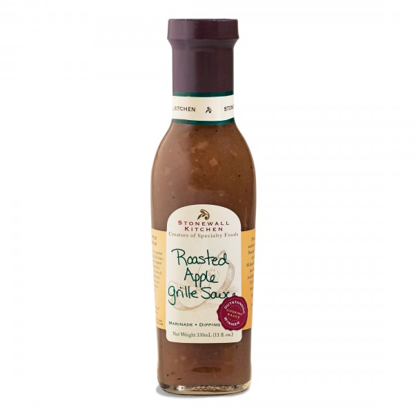 Stonewall BBQ Roasted Apple Grillsauce 330ml